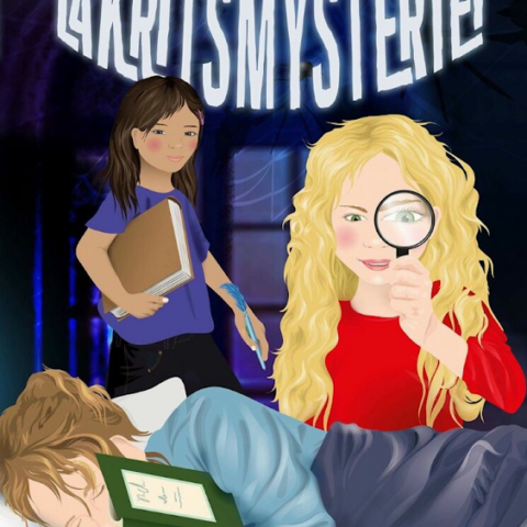 Bookcover Lakritsmysteriet