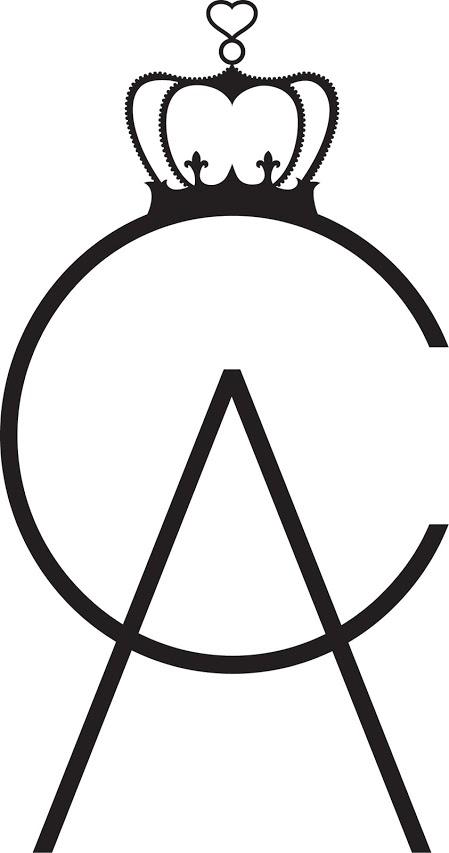 Wedding design logo