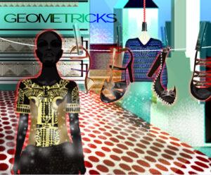 Fashion illustration made for Stardoll